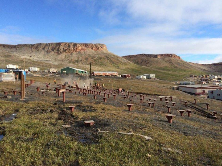 Arctic Circle Construction