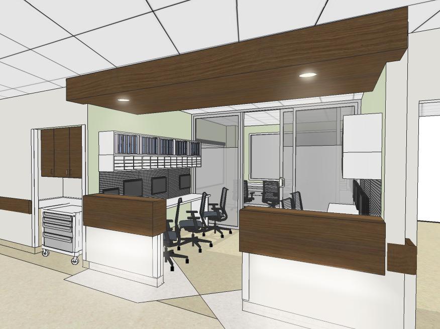 Dartmouth General Hospital Renovations Start Construction