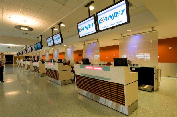 International & Transborder Passenger Terminal