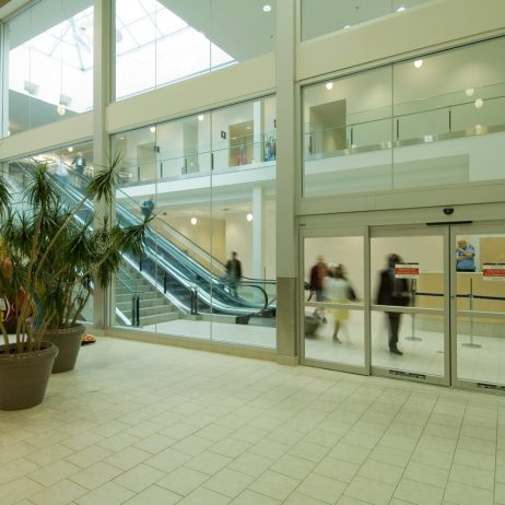 Domestic Arrivals Escalator Replacement