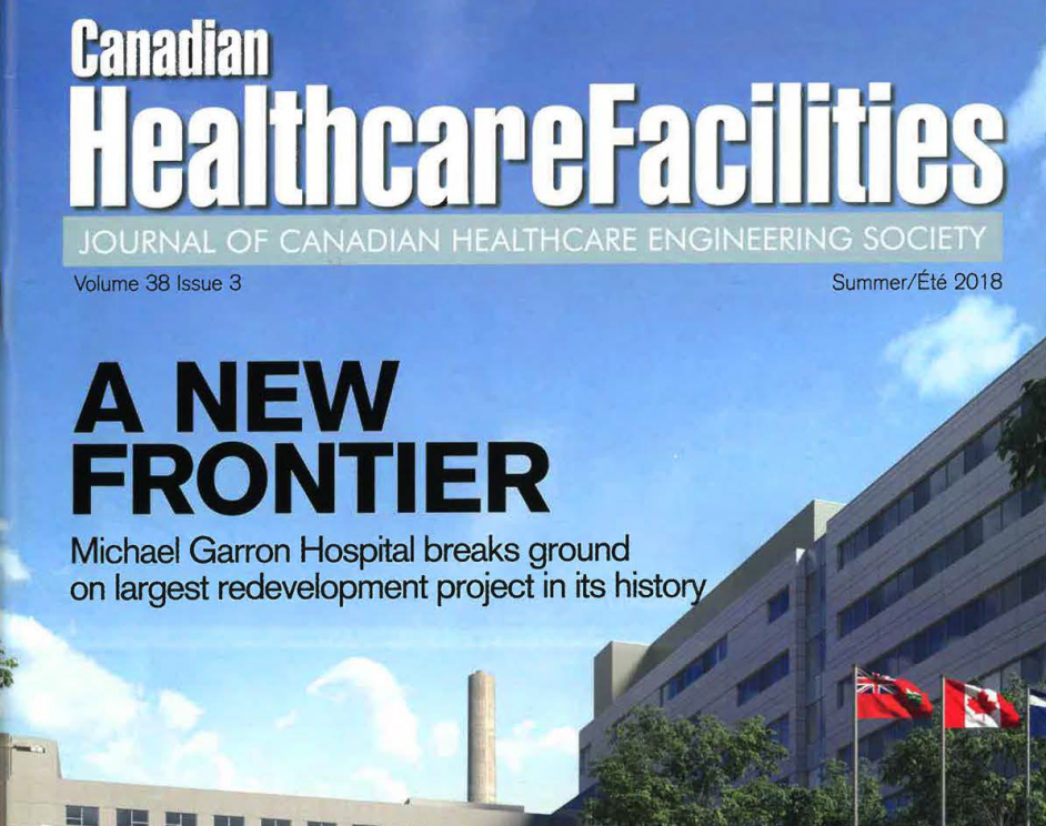 Emergency Department Change Readiness Featured in Canadian Healthcare Facilities