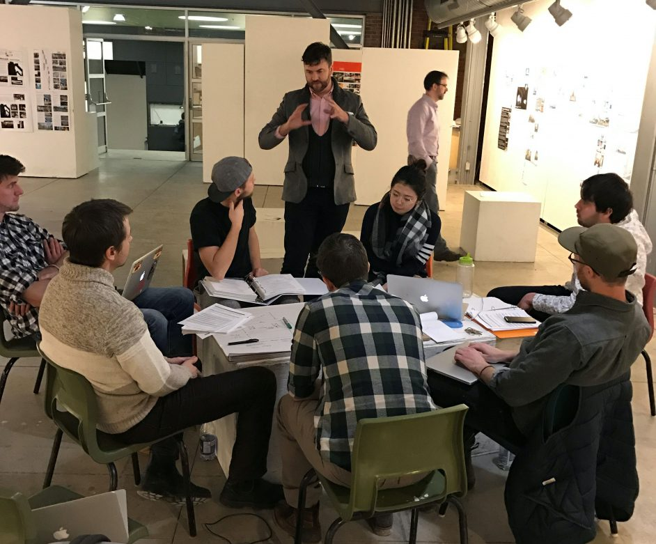 Teaching Code to Future Architects
