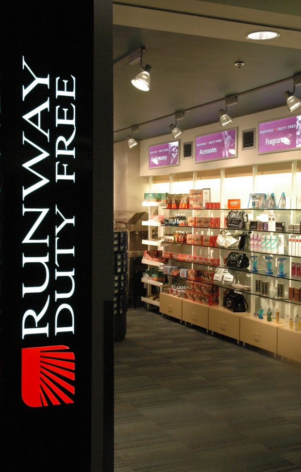 Runway Duty Free Stores