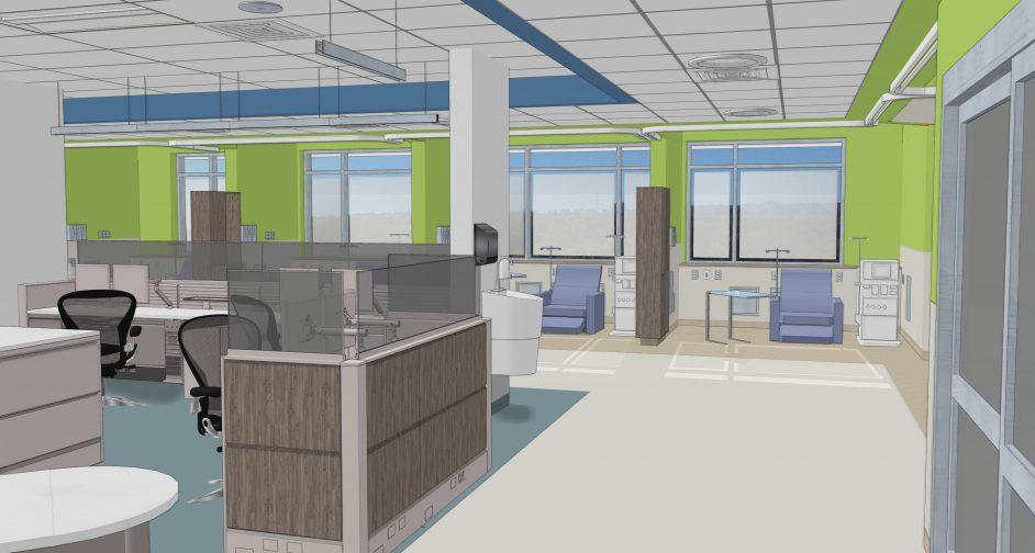 Dialysis Addition Construction Starts