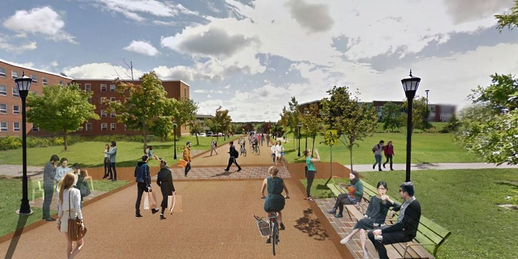 StFX Draft Plan for Campus Review