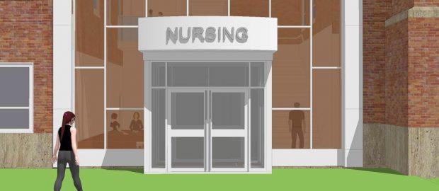 School of Nursing & Residence Renovations
